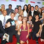 """The cast and crew at the Premiere of """"The Martial Arts Kid"""" in Burbank, CA."""