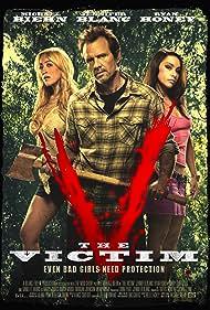 Michael Biehn, Jennifer Blanc-Biehn, and Danielle Harris in The Victim (2011)