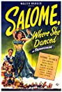 Salome, Where She Danced (1945) Poster
