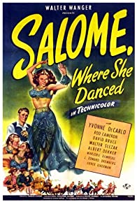 Primary photo for Salome, Where She Danced