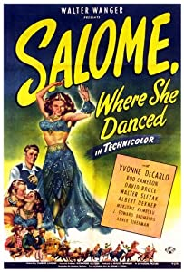 Movie trailers 2018 downloads Salome Where She Danced by Frederick De Cordova [UHD]