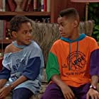 Arthur Reggie III and Ralph Woolfolk IV in My Brother and Me (1994)