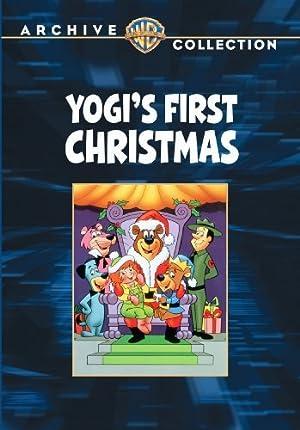 Where to stream Yogi's First Christmas