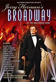 Broadway at the Hollywood Bowl Poster