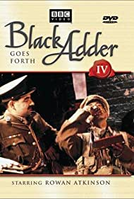 Rowan Atkinson and Tony Robinson in Blackadder Goes Forth (1989)