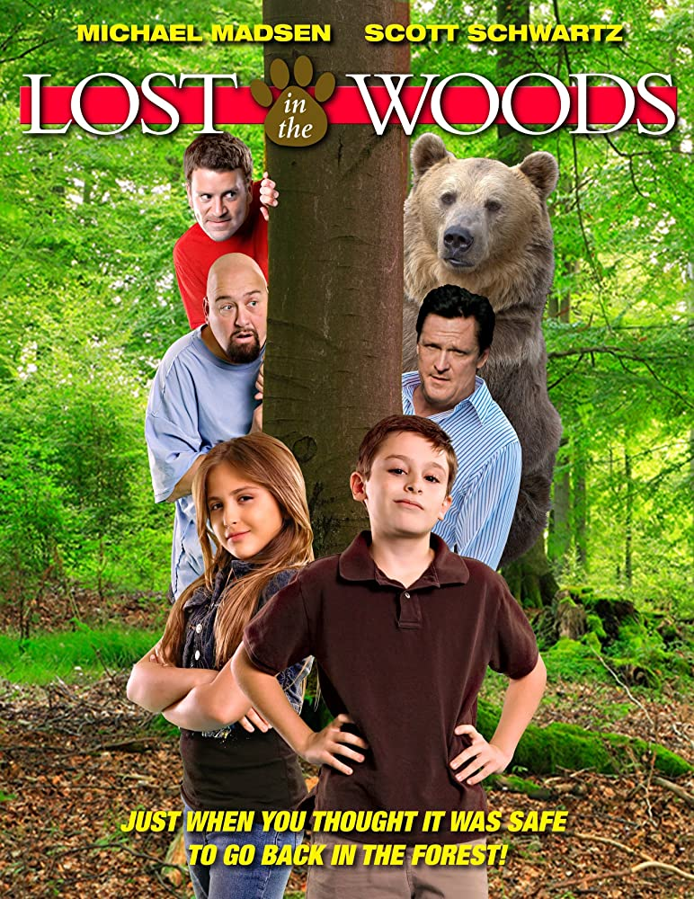 Pasiklydę girioje / Lost in the Woods (2009)