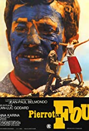 Pierrot le Fou (1965) Poster - Movie Forum, Cast, Reviews