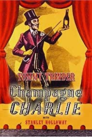 Tommy Trinder in Champagne Charlie (1944)