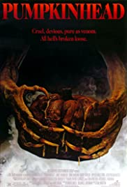 Pumpkinhead (1988) Poster - Movie Forum, Cast, Reviews