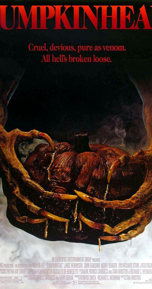 John Marshall Productions Horror Films