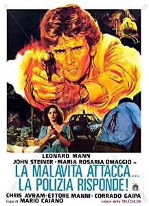 La malavita attacca. La polizia risponde. full movie in hindi free download