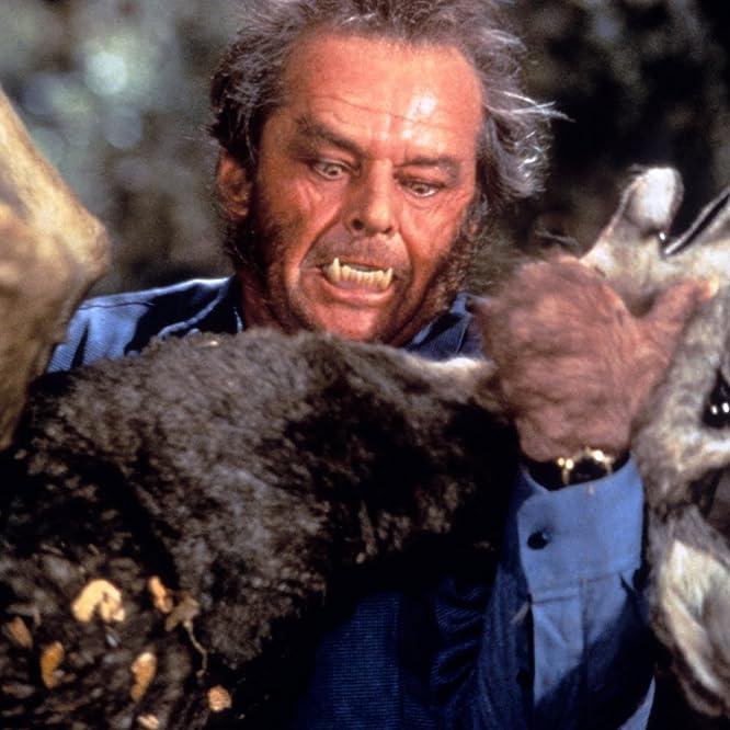Jack Nicholson in Wolf (1994)