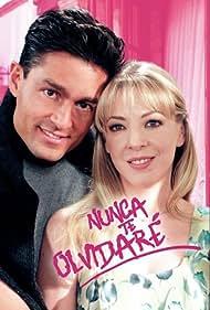 Fernando Colunga and Edith González in Nunca te olvidaré (1999)