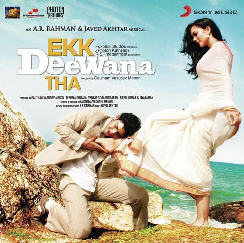 Ekk Deewana Tha 2012 Hindi Movie 720p HDRip 900MB