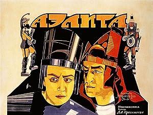 Where to stream Aelita: Queen of Mars
