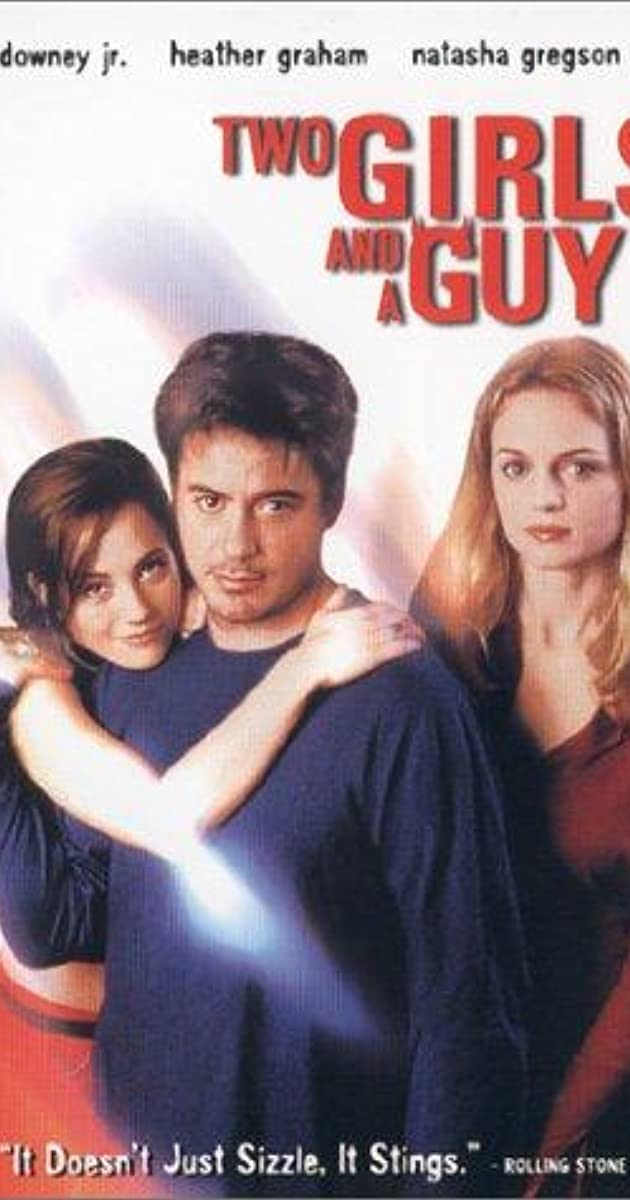 Girl Guy Makeup Youtube: Two Girls And A Guy (1997)