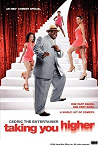 Primary photo for Cedric the Entertainer: Taking You Higher