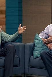 Jon Hamm Wears a Light Blue Shirt & Silver Watch Poster