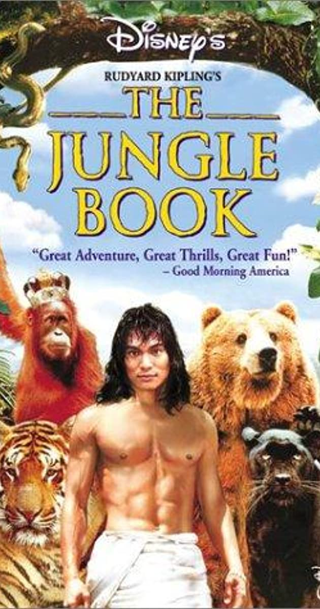Džiunglių knyga / The Jungle Book (1994) Online