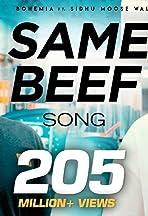 Bohemia Feat. Sidhu Moose Wala: Same Beef