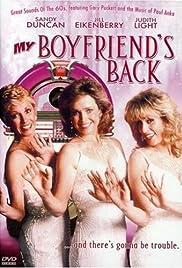 My Boyfriend's Back(1989) Poster - Movie Forum, Cast, Reviews