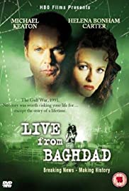 Live from Baghdad (2002) Poster - Movie Forum, Cast, Reviews