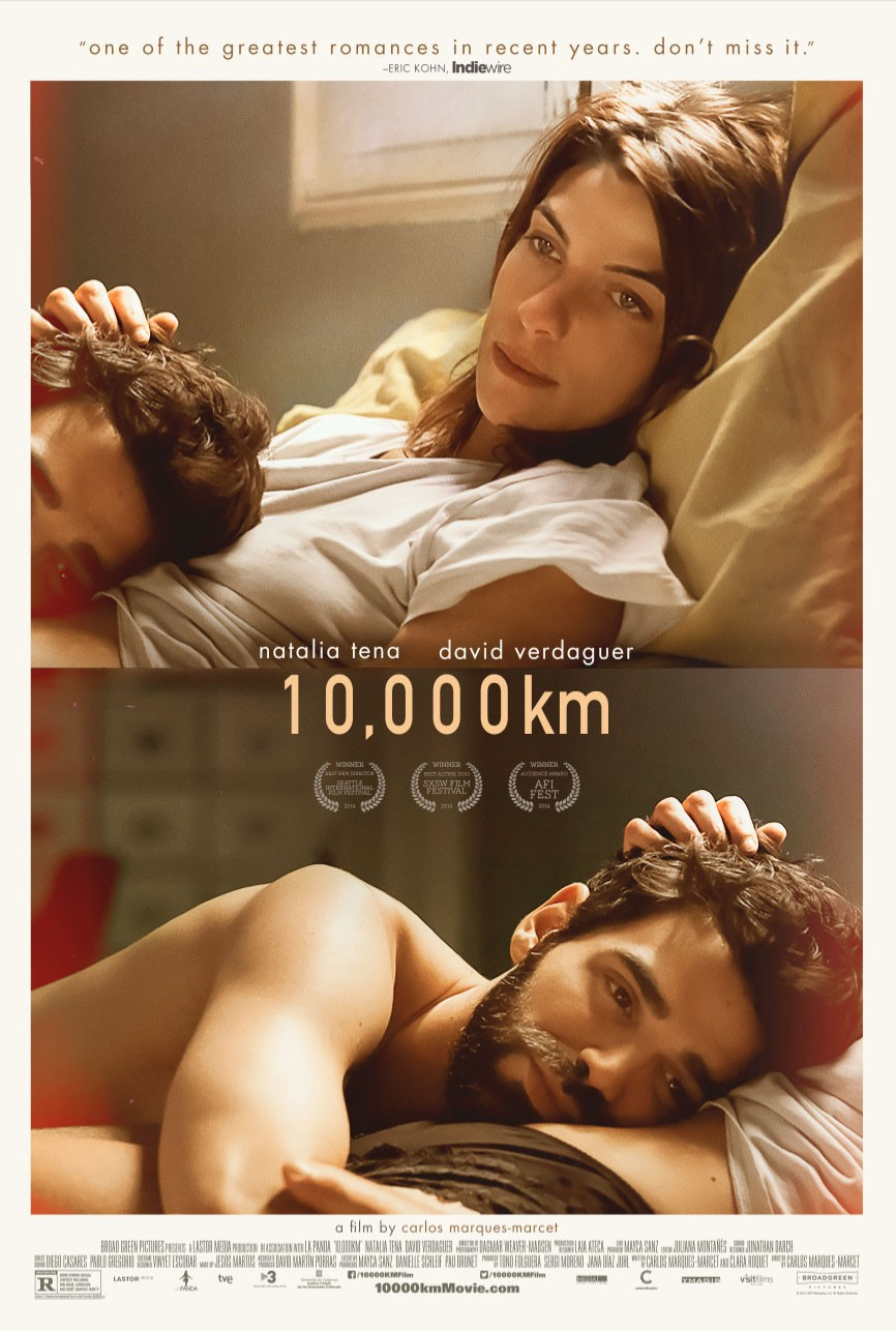 18+ 10.000 Km 2014 Spanish 320MB BluRay Download