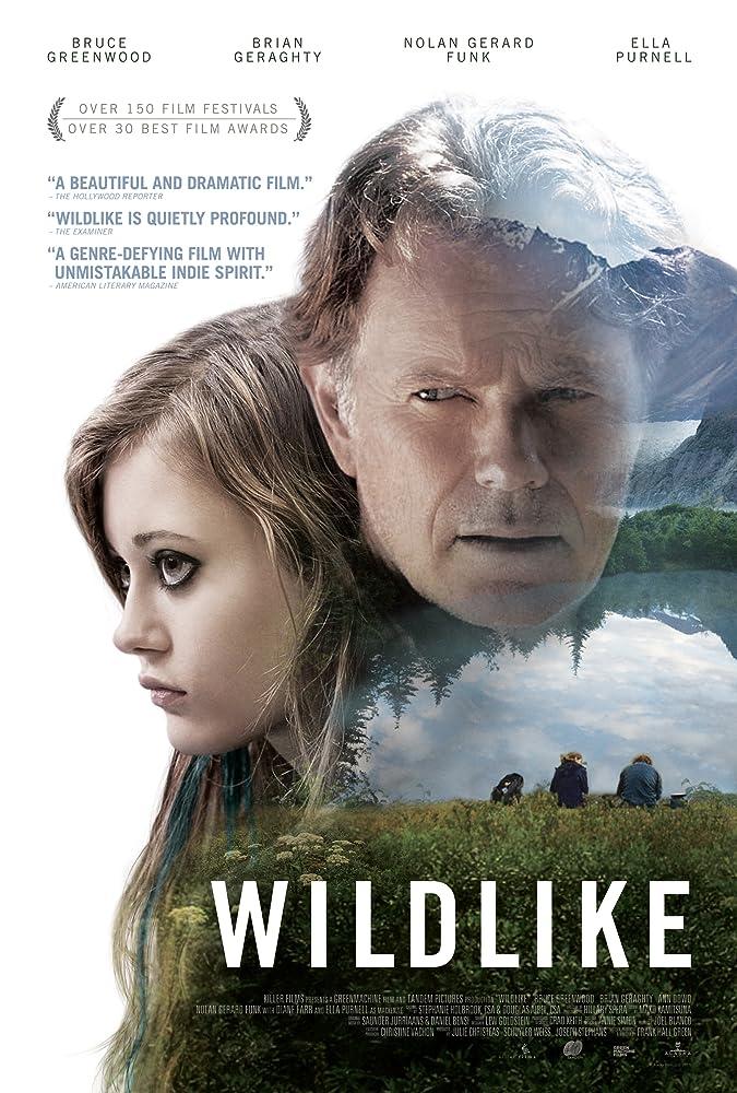 Bruce Greenwood and Ella Purnell in Wildlike (2014)