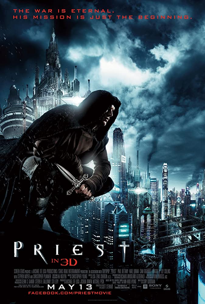 Priest (2011) Subtitle Indonesia