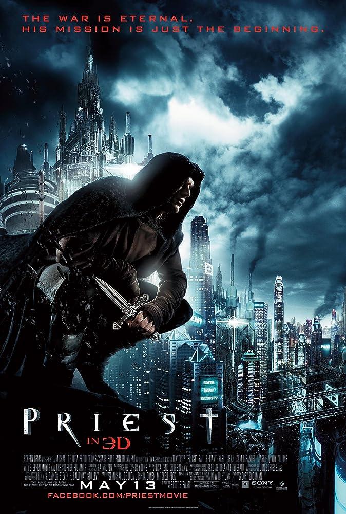 Paul Bettany in Priest (2011)