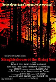 Primary photo for Slaughterhouse of the Rising Sun