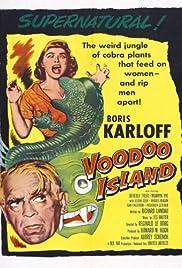 Voodoo Island(1957) Poster - Movie Forum, Cast, Reviews