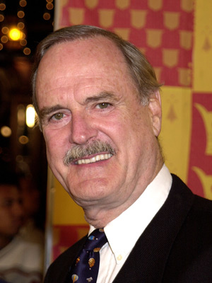 John Cleese at an event for Harry Potter and the Sorcerer's Stone (2001)