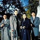 Adam Baldwin, Valentino Cimo, Vincent Guastaferro, and Paul Greco in Next of Kin (1989)