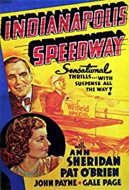Indianapolis Speedway Poster