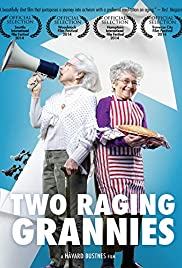 Two Raging Grannies Poster