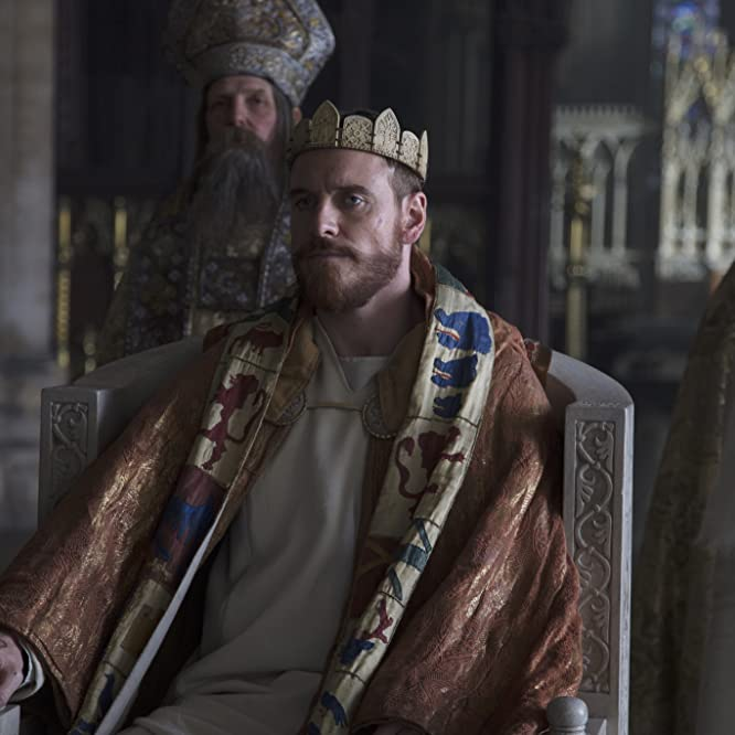 Michael Fassbender in Macbeth (2015)