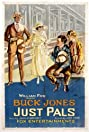 Just Pals (1920) Poster