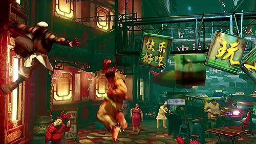 Street Fighter V: Rashid