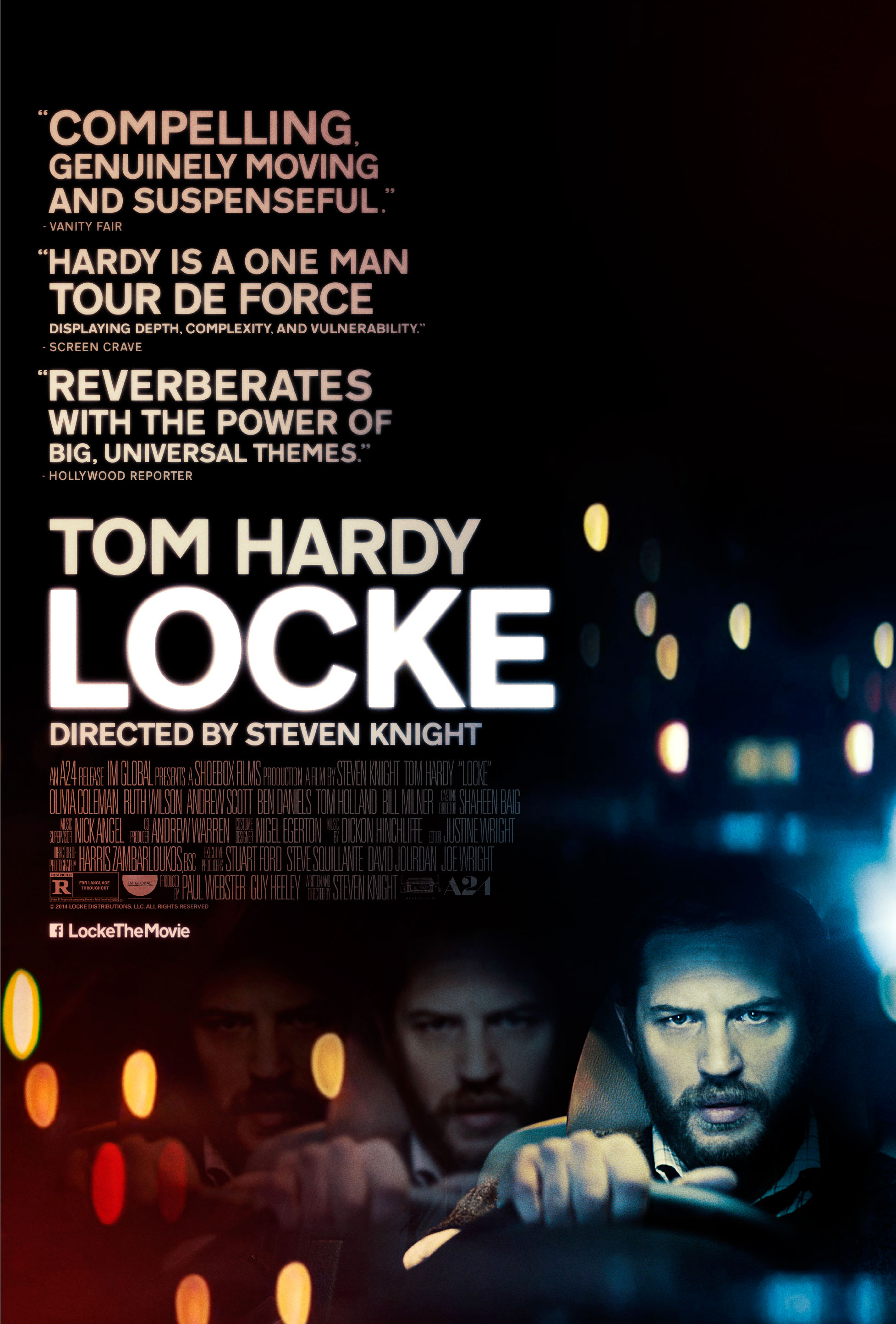 Image result for locke movie poster