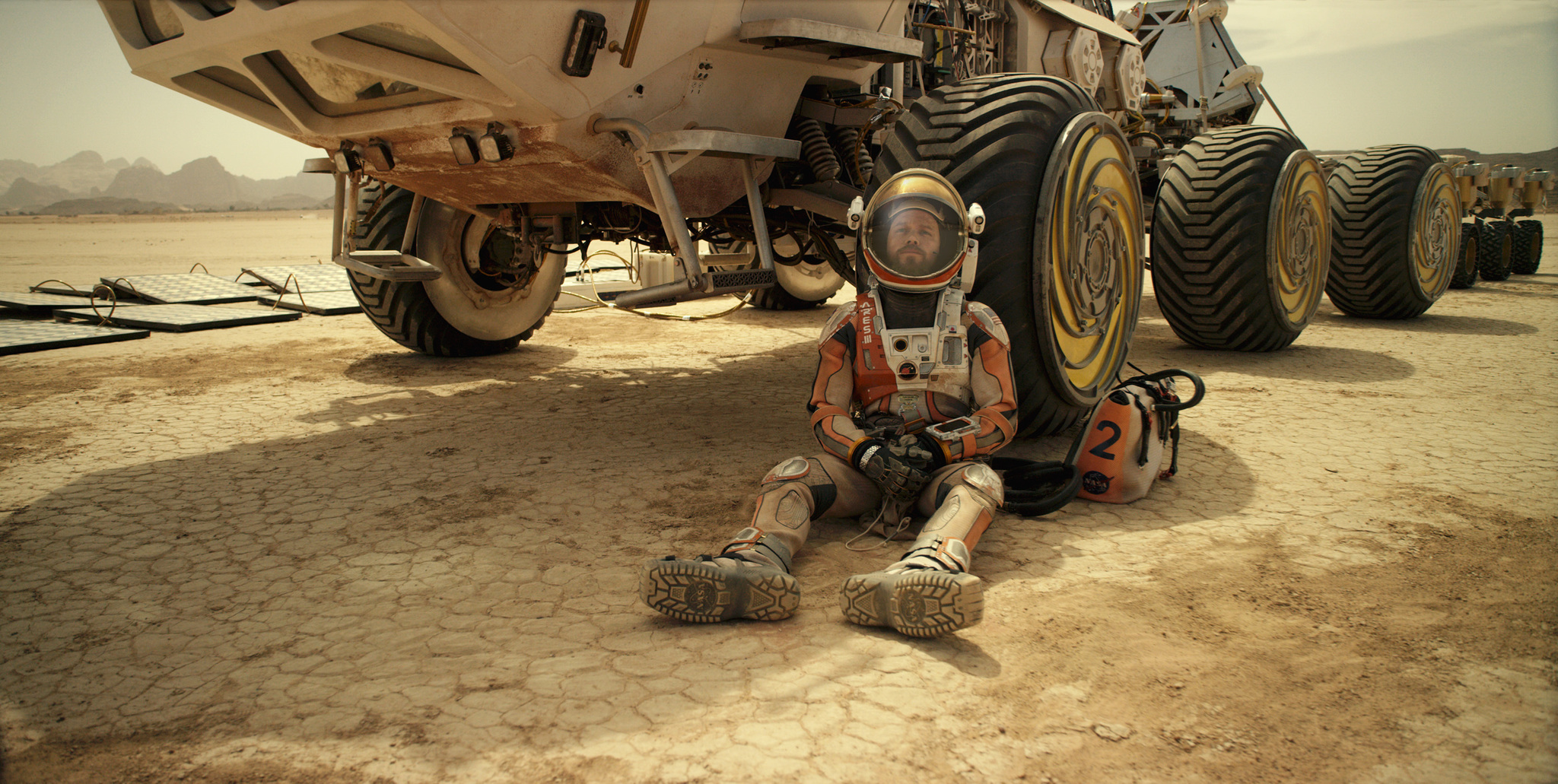 Image result for the martian stills