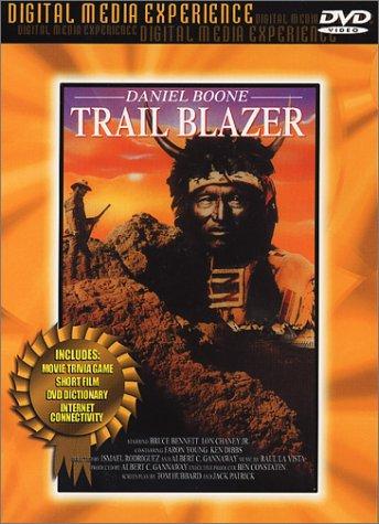 Daniel Boone, Trail Blazer (1956)