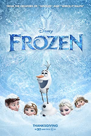 Download Frozen Movie 2013 BluRay HEVC 10bit HDR AAC [English DD7.1] 2160p [4GB]