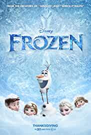 Frozen (2013) Hindi Dubbed