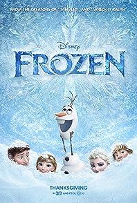 Frozenผจญภัยแดนคำสาปราชินีหิมะ