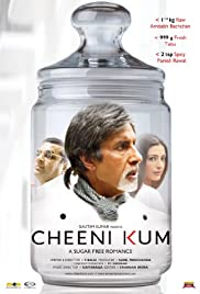 Cheeni Kum (2007) Poster - Movie Forum, Cast, Reviews