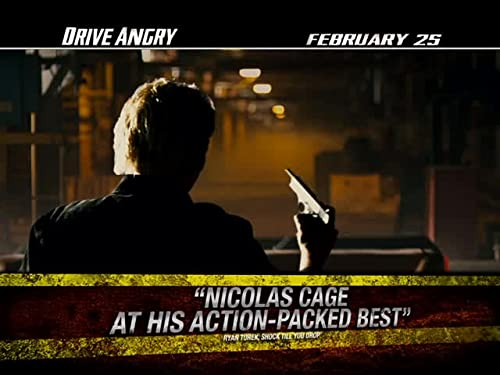 "Drive Angry: Super Bowl Spot -- ""Ride"""