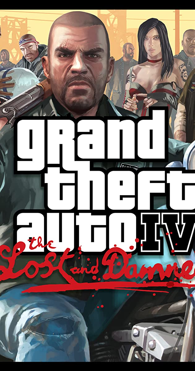 Grand Theft Auto Iv The Lost And Damned Video Game 2009 Imdb