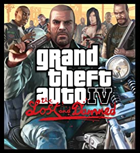 Downloads free full movies Grand Theft Auto IV: The Lost and Damned [1280x544]