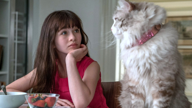 Malina Weissman in Nine Lives (2016)